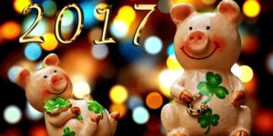 Viel Glück, Erfolg und Gesundheit für das kommende Jahr!