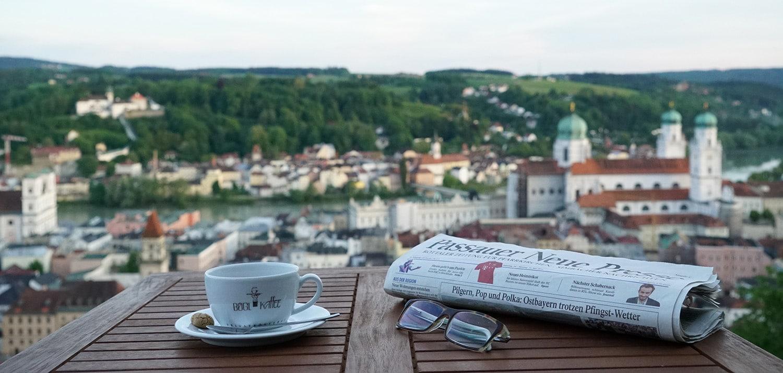 Bögl Kaffee und Rösterei genießen