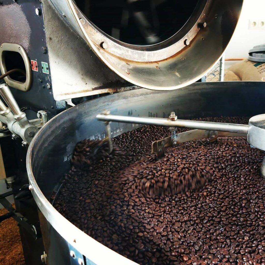 Kaffee Herstellung